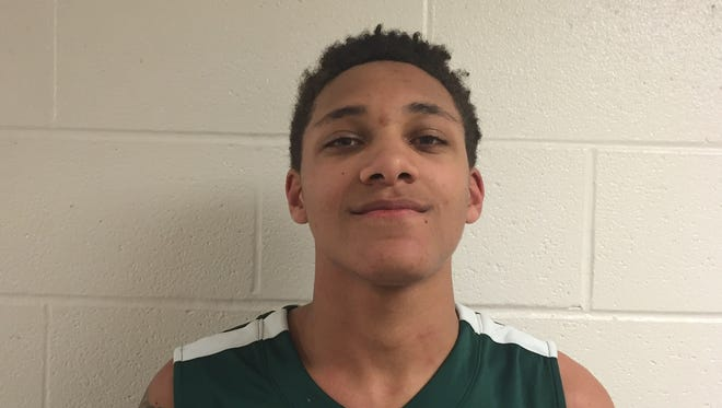 Winslow Township junior guard Tyrae Taylor hit the game-winning shot with three seconds left Friday to beat Timber Creek