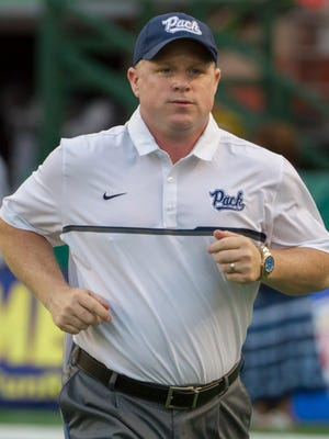 Wolf Pack coach Brian Polian and his team will try and bounce back from a lopsided loss to Hawaii when it hosts Fresno State on Saturday.