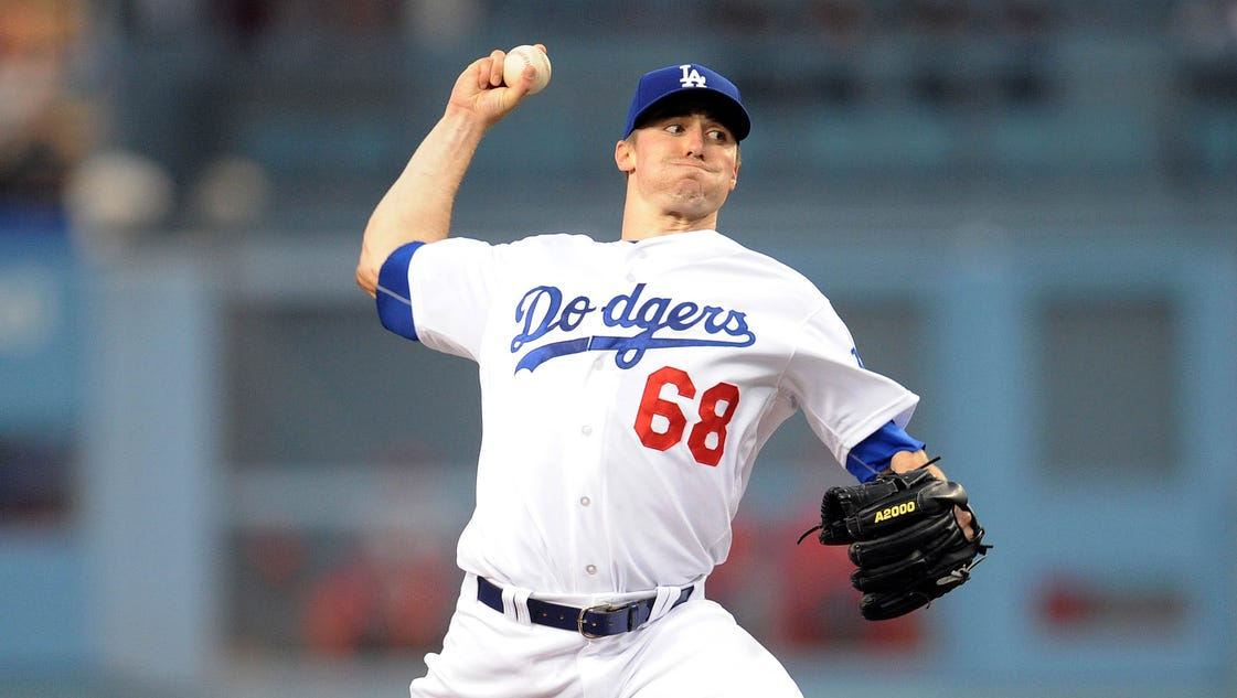 Ross Stripling, Dodgers beat Cardinals for rookie's 1st win