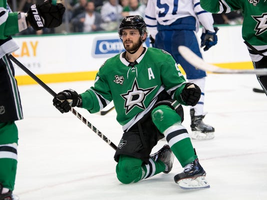 USP NHL: TORONTO MAPLE LEAFS AT DALLAS STARS S HKN DAL TOR USA TX