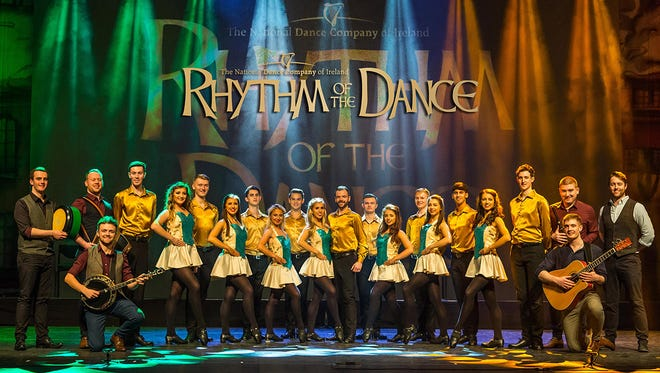 Rhythm of the Dance will be performed at ASU-Mountain Home at 3 p.m. Sunday, March 4, at The Sheid.