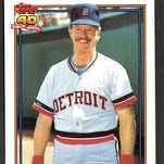 Mike Brumley 1990 Topps