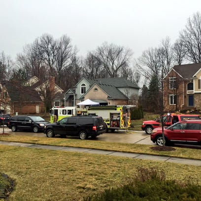 Five people died in a basement fire at a home in a
