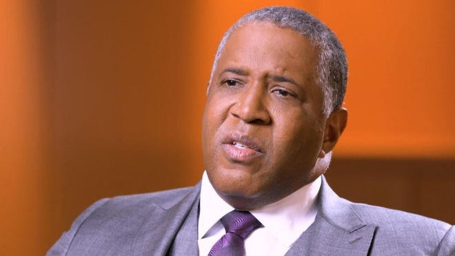 Robert F. Smith is co-founder and CEO of Austin-based Vista Equity Partners.