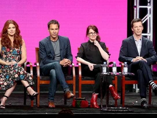 NBC\'s \'Will & Grace\' cast on what\'s changed, and their TWO new seasons
