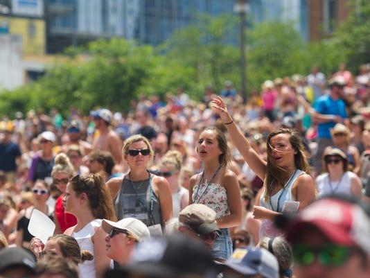 CMA Fest Sunday
