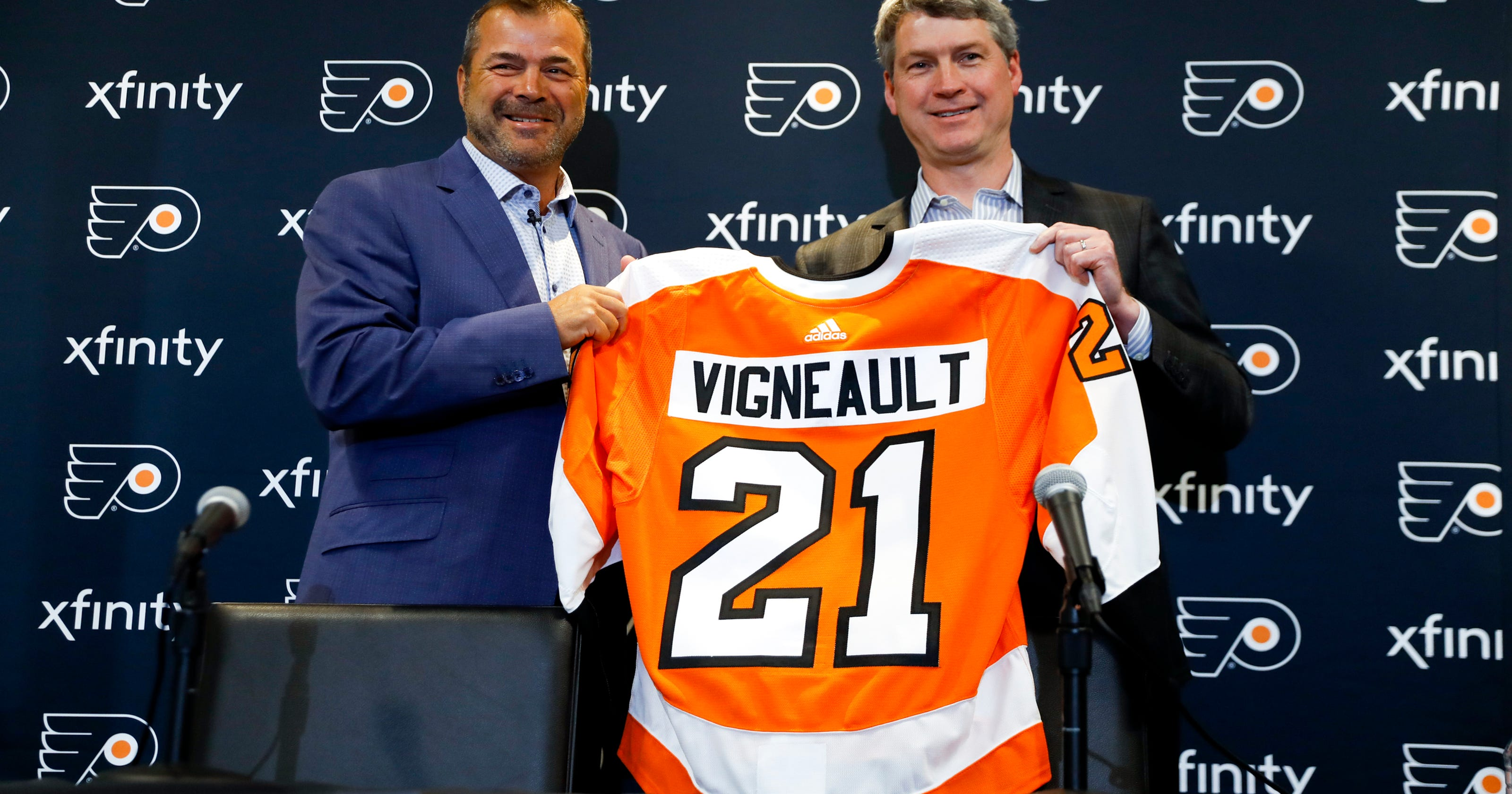 Flyers latest NHL team to open doors to behind-scenes access