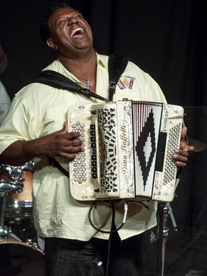 """Grammy winner Chubby Carrier is part of the cast for the upcoming show, """"Jambalaya the Musical."""""""