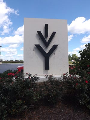 An Ivy Tech sign on the Richmond campus.