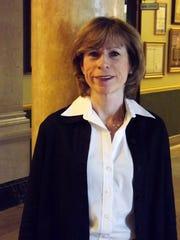 Mathematics Chairperson Kathleen Brennan