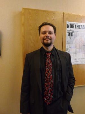 Northeastern High School Principal Wes Wisner