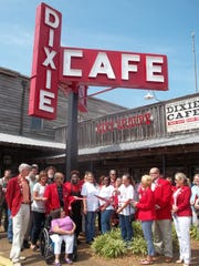 'Blue Suede Forever' will originate at The Dixie Cafe