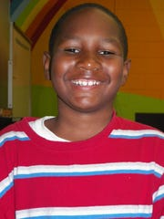 Ezaiah Tillman, first place in poetry, grades 1-3