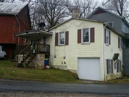 12069 Baltimore St. in Shrewsbury Township. Margarita
