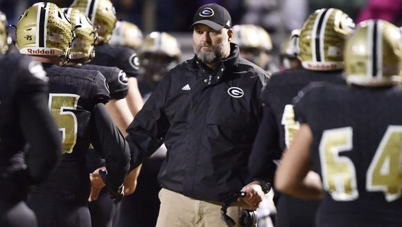 Greer coach Will Young will lead his Yellow Jackets