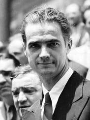 A photo of American businessman, investor, pilot, philanthropist
