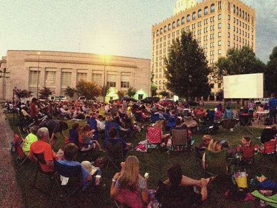 Downtown Cinema presents Jurassic Park at 7:30 p.m. Saturday in downtown Monroe.