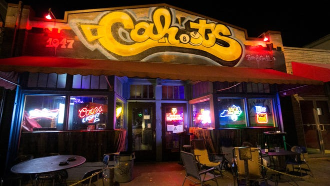 Cahoots is seen on Bardstown Road.
