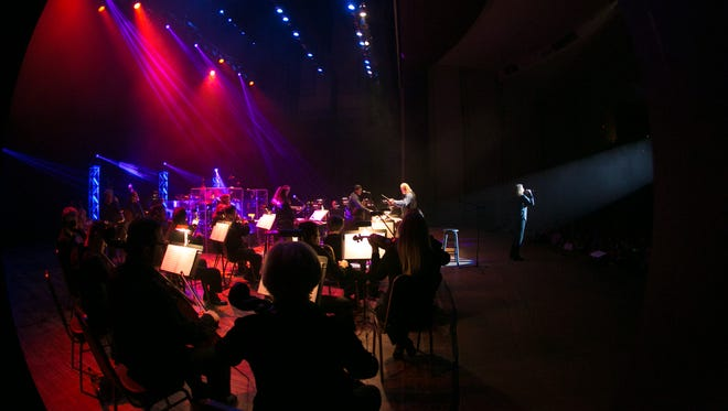The Shreveport Symphony Orchestra made The Music of Queen this season's rock concert styled show after audience vote.