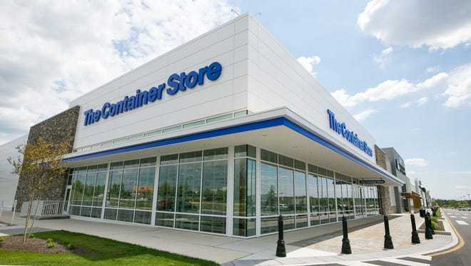 The Container Store at Christiana Fashion Center next to the Christiana Mall.