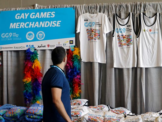 Gay Games Preview