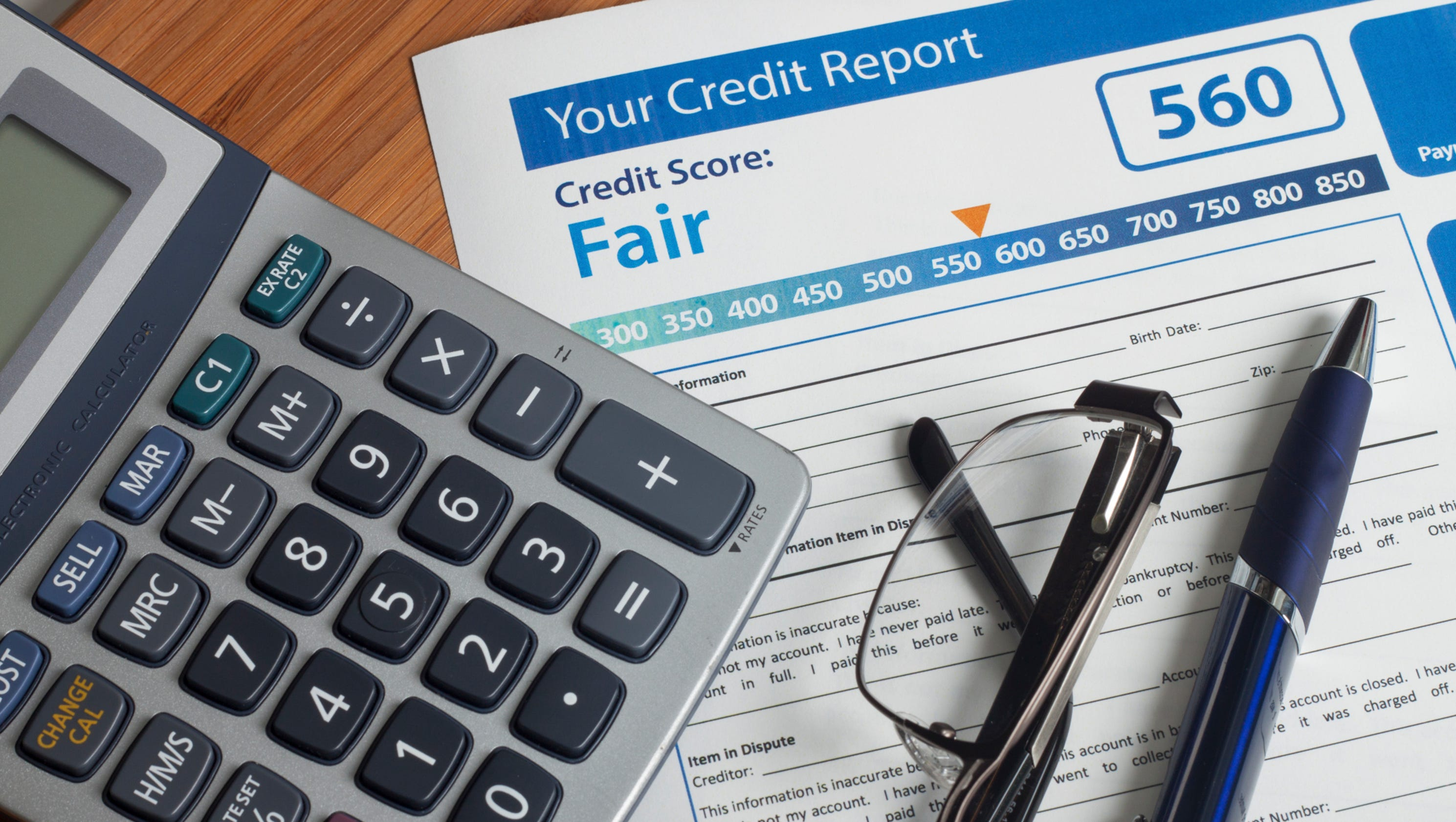 5 reasons to check your credit reports at least once a year