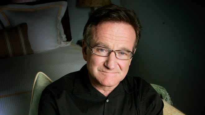 Actor and comedian Robin Williams has died in an apparent suicide. He was 63. The Marin County Sheriff?s Office said Williams was pronounced dead at his home today in California.