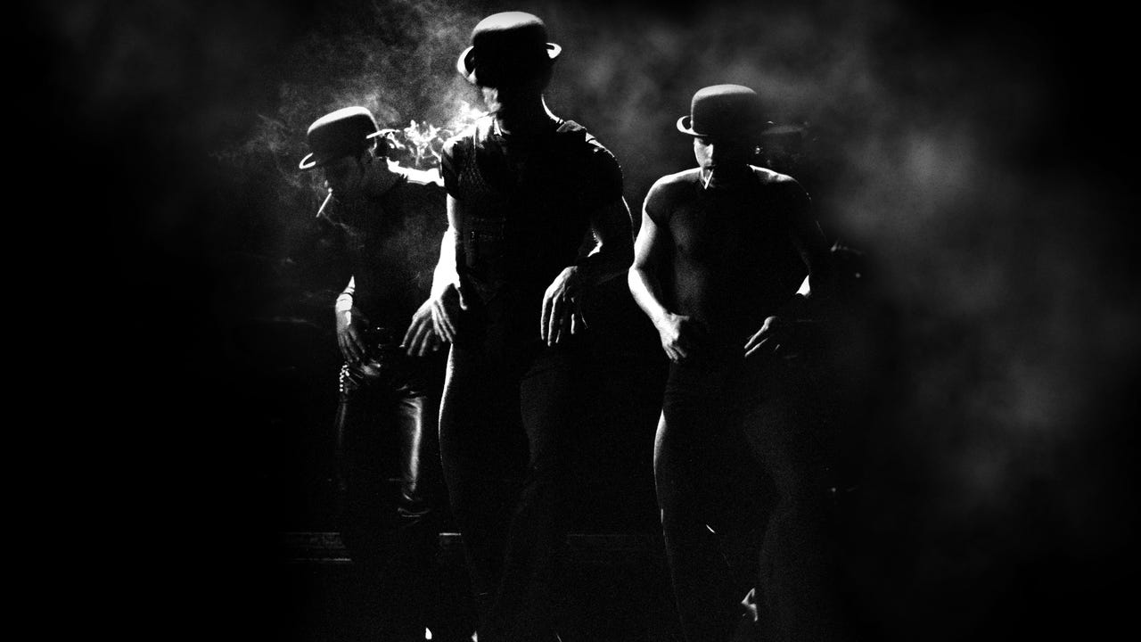 """The musical — which includes famous numbers such as """"All That Jazz"""" — is the sordid tale of Roxie Hart."""