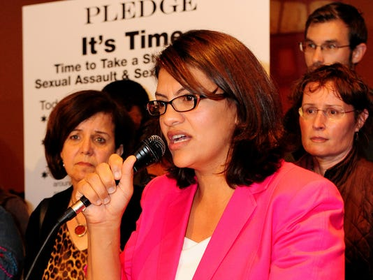 Community leaders pledge to fight sexual harassment