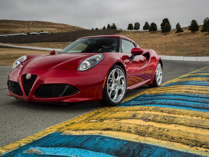 The 2015 Alfa Romeo 4C is the attainable supercar delivering groundbreaking Italian design, advanced technological solutions and supercar-level performance.