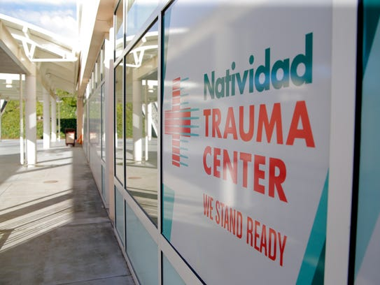 The Natividad Trauma Center has been open for three