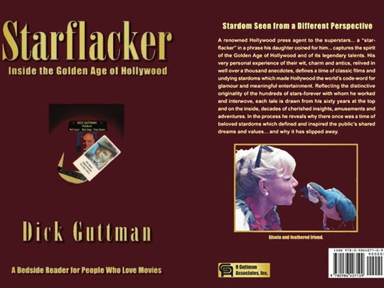 Only the covers of Dick-Guttman's book 'Starflacker