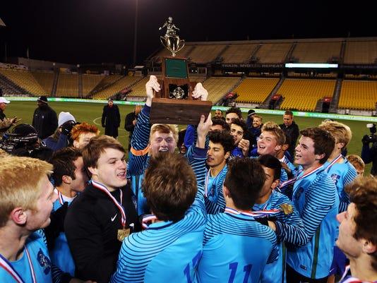 SCD vs Ottawa Hills OHSAA Boys Soccer D III Championship