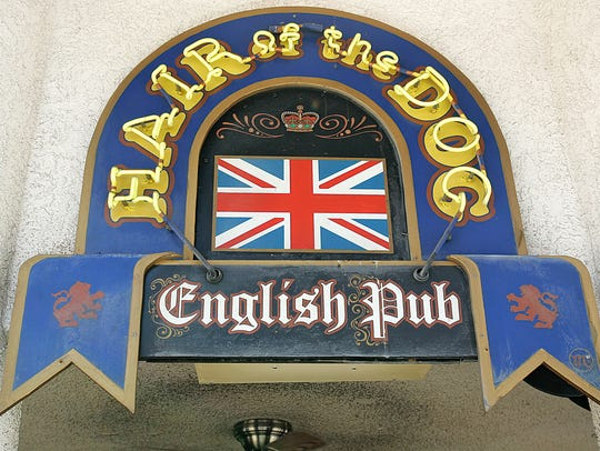 Hair of the Dog English Pub will relocate to a new