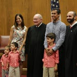 22 new U.S. citizens sworn in on Flag Day