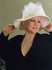 FILE - Singer Peggy Lee poses for a portrait on Nov.