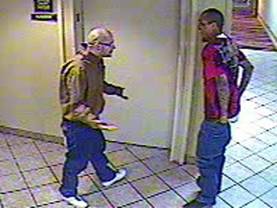 New Mexico State Police released surveillance video