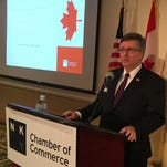 Canada is No. 1 in KY world trade