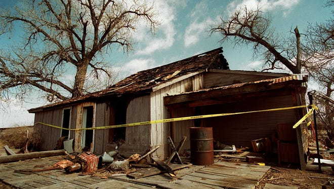 While a 2002 fire did not completely destroy the historic Strang Cabin, which sits along County Road 7 on the east side of Fort Collins. the blaze did extensive damage to the interior of the building, which dates to the late 1800s.