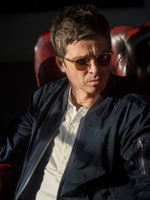 Noel Gallagher will play Meadow Brook Amphitheatre on Tuesday.