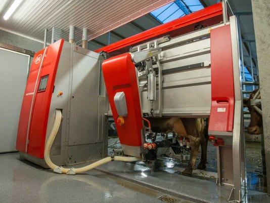 WSF 0413 Lely robotic milking