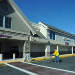 The Hyde Park Stop & Shop supermarket, pictured here on opening day in November, has been certified for green-building principles by the U.S. Green Building Council. The new Hyde Park Stop & Shop opened on Friday.
