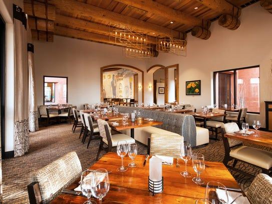 The Ko'Sin restaurant at Sheraton Grand at Wild Horse
