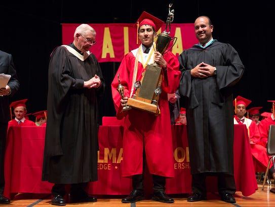 Palma School Senior Graduation 2017.