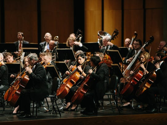 The New West Symphony paid tribute to what would have