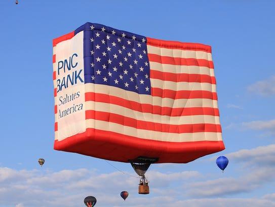 Will offer winner a ride in a hot air balloon!