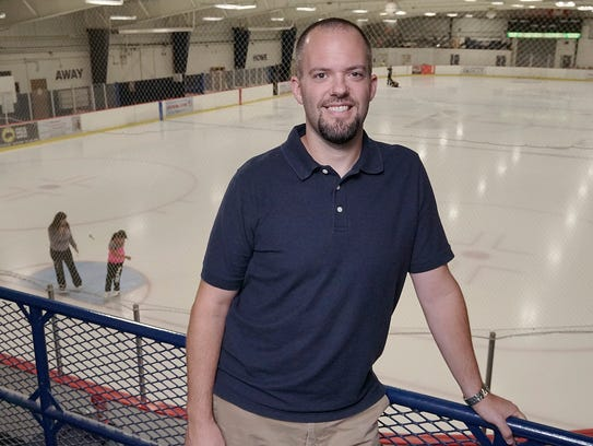 Ice Rink Meets Community Needs Draws From Far Away