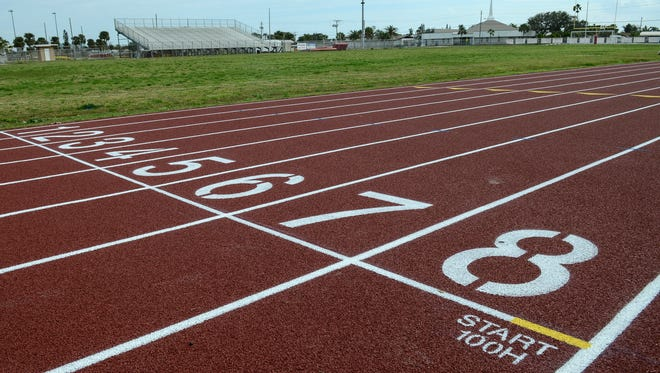 Satellite High recently completed a major upgrade to its track, installing a rubberized running surface.