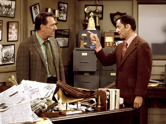 The ABC series starring Jack Klugman, left, and Tony