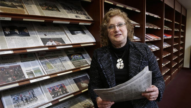 """Strong newspapers have been good for democracy, and both educators and informers of a citizenry and its governing officials. They have been problem-solvers,"" says University of North Carolina professor Penelope Muse Abernathy."